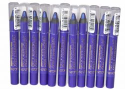 12 x Astor Perfect Stay Eye Shadow & Liner Pencils | Deep Purple |  RRP £42